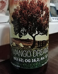 Mango Dreams от Cinema Brewery