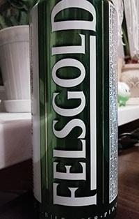 Felsgold Pilsner by Brasserie de Saint-Omer