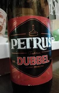 Petrus Dubbel by Brouwerij De Brabandere