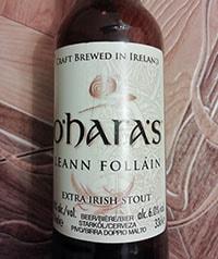 Leann Follain by O'Hara's Brewery