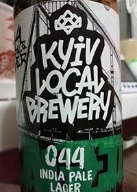 044 от Kyiv Local Brewery