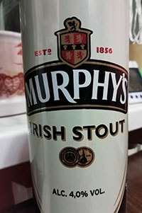 Murphy's Irish Stout by Heineken Ireland