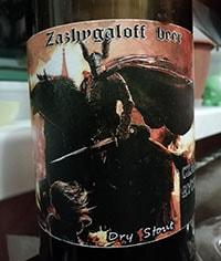 Czarny Rycerz от Zazhygaloff Beer Brew