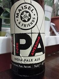 Maisel & Friends IPA by Brauerei Gebr. Maisel