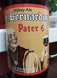 Pater 6 by Brouwerij St. Bernardus