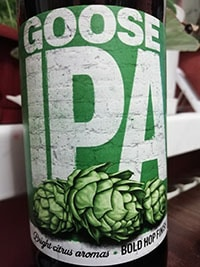Goose IPA by Goose Island Beer Co.