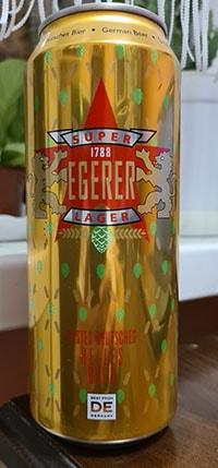 Egerer Super Lager by Privatbrauerei H. Egerer