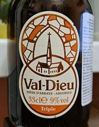Val-Dieu Triple by Brasserie de l'Abbaye du Val-Dieu