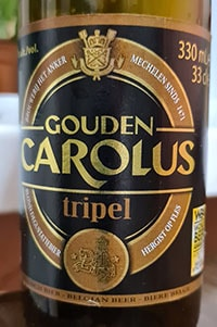 Gouden Carolus Tripel 2019 by Brouwerij Het Anker