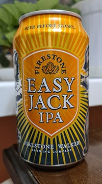 Easy Jack by Firestone Walker Brewing Company