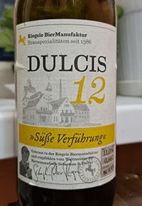 Dulcis 12 by Brauhaus Riegele