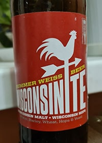 Wisconsinite by Lakefront Brewery