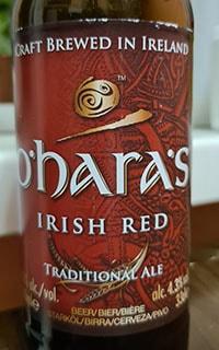 O'Hara's Irish Red by O'Hara's Brewery