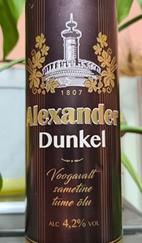 Alexander Dunkel by A. Le Coq