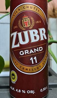 Zubr Grand 11 by Pivovar Zubr