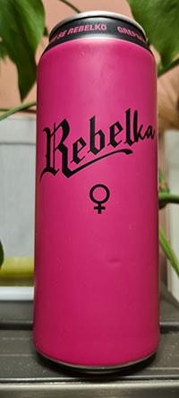 Rebelka by Mestansky pivovar Havlickuv Brod
