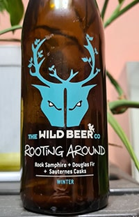 Rooting Around – Winter by The Wild Beer Co