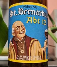 Abt 12 by Brouwerij St.Bernardus