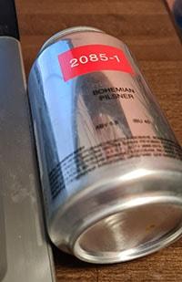 2085-1 Bohemian Pilsner от 2085 Brewery
