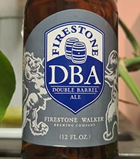 Double Barrel Ale DBA by Firestone Walker Brewing Company