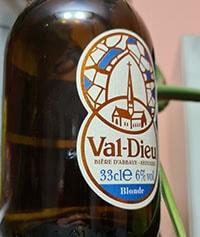 Val-Dieu Blonde by Brasserie de l'Abbaye du Val-Dieu