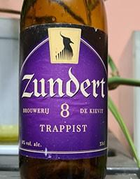 Zundert 8 by Trappistenbrouwerij de Kievit B.V.