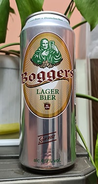 Boggers Lager Bier by Brauhaus Leikeim