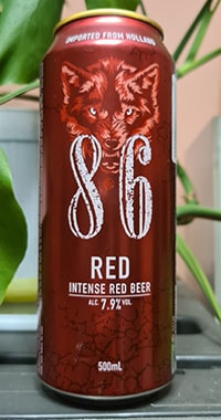 8.6 Red by Royal Swinkels Family Brewers