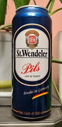 St. Wendeler Pils by Karlsberg Brauerei