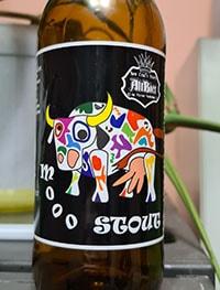 Mooo Stout от New Craft Story By Victor Vashchuk
