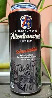 Altenkunstadt Schwarzbier by Brauhaus Leikeim