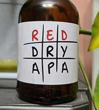 Red Dry APA от ШИФР