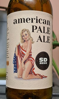 American Pale Ale by SD Brewery