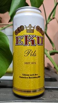 EKU Pils by Kulmbacher Brauerei