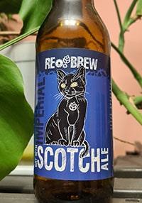 Cat Sith Imperial Scotch Ale от Rebrew