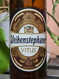 Weihenstephaner Vitus by Bayerische Staatsbrauerei Weihenstephan