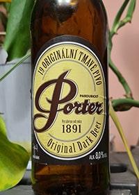 Pardubicky Porter by Pardubicky pivovar