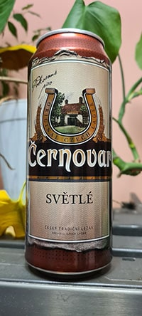 Cernovar Svetle by Tradicni pivovar v Rakovniku