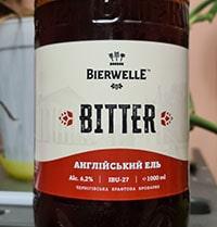 Bitter Special від Bierwelle