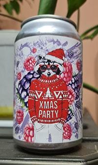 Raspberry Xmas Party от Zen Brewery