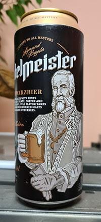 Edelmeister Schwarzbier by Van Pur