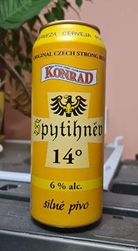 Konrad Spytihnev by Pivovar Liberec Vratislavice