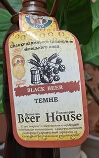 Black beer Темне от Beer House