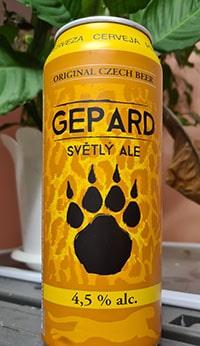 Konrad Gepard by Pivovar Liberec Vratislavice