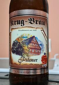 Breitenlesauer Pilsner by Krug-Brau
