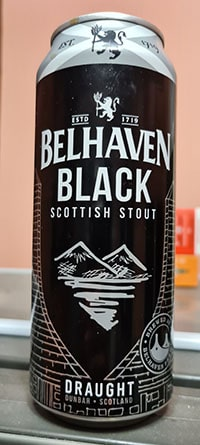 Belhaven Black by Belhaven Brewery