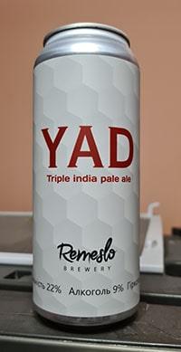 Yad від Remeslo Brewery