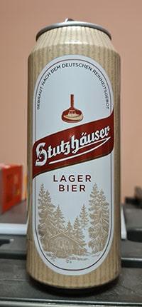 Stutzhauser Lager by Oettinger Brauerei