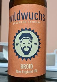 Broid by Wildwuchs Brauwerk Hamburg
