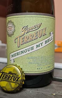 Meringue My Bell by The Bruery Terreux